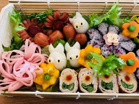 Bento Box Art