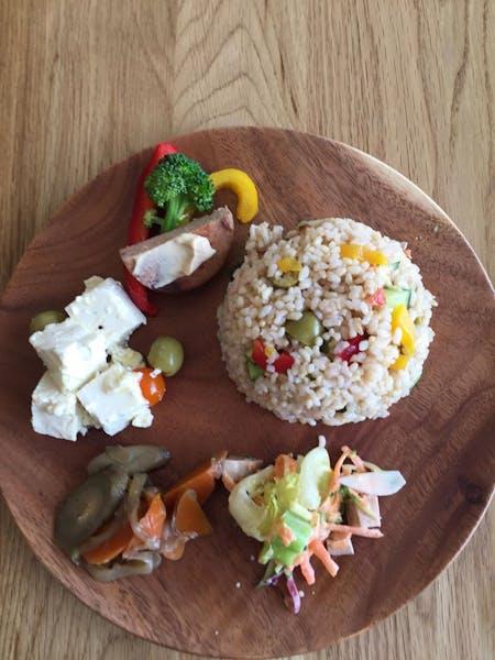 Macrobiotic cooking