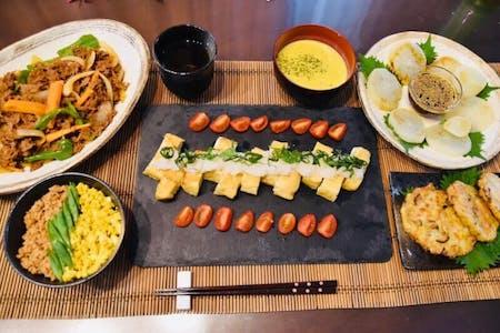 Japanese Vegan Cooking class