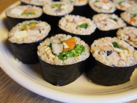Home made Japanese vegan cooking