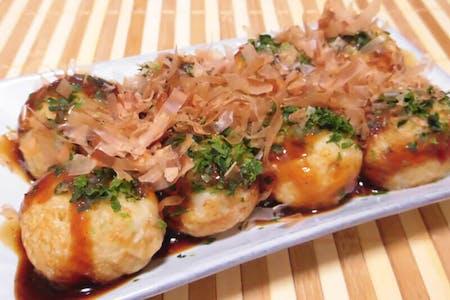 Homemade Takoyaki