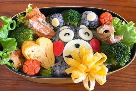 【Tokyo・ Yotsuya】 Chara-ben (Character Lunch Box) Cooking Class