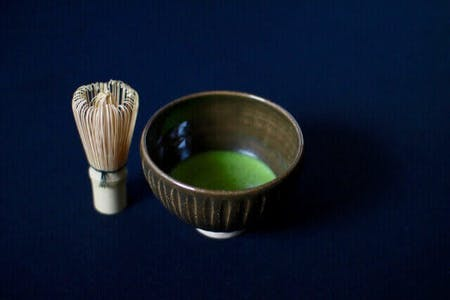 Tea Ceremony-Comparing various Japanese tea