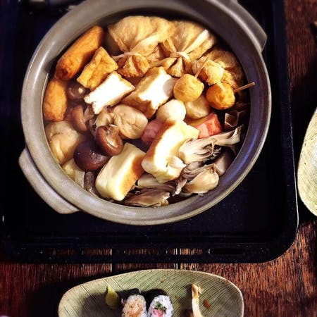 Japanese Hotpot Cooking