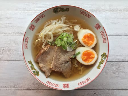 Authentic Ramen that can be made at home