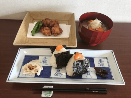 Japanese Home Cooking Class
