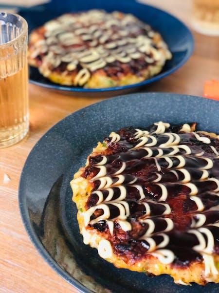 Cooking with Okonomiyaki Diva