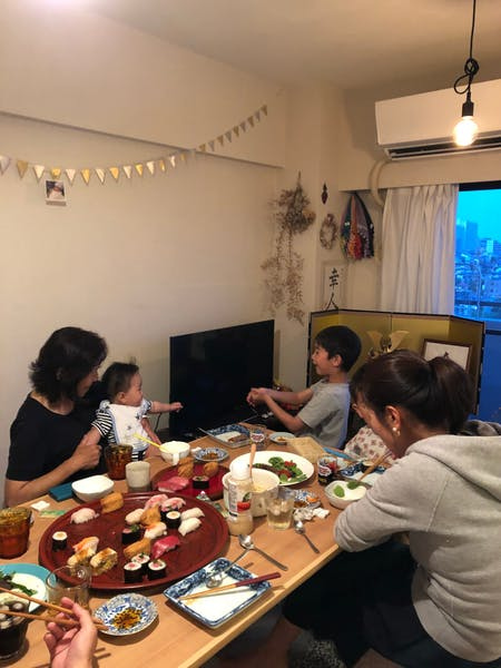 Traditional Sushi Making Experience