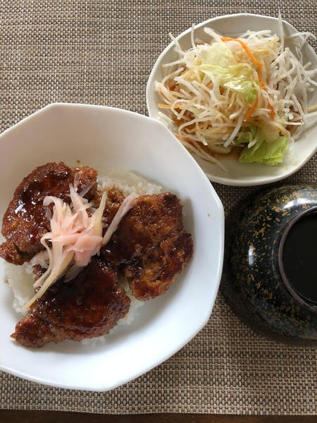 Source Katudon with Soymeat