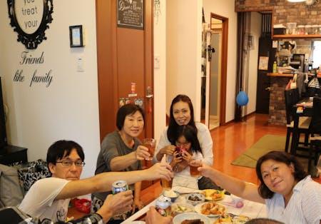 Osakan Soul Food 'Okonomiyaki' Lunch