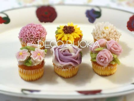 "Healthy, organic, beautiful ""an"" cupcake class"