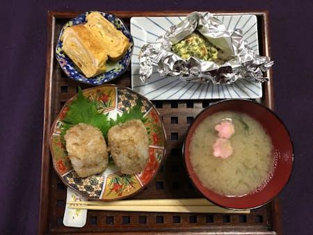 Basic washoku cooking