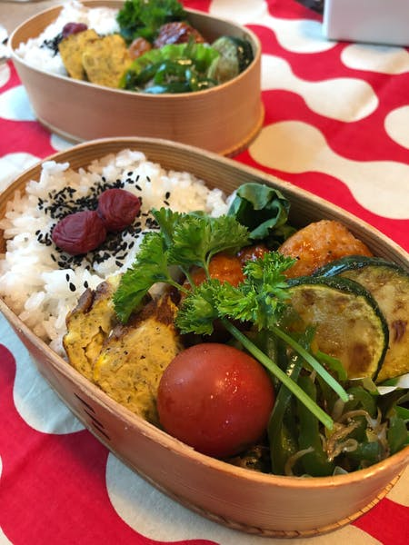 Obento (Japanese style lunch box)