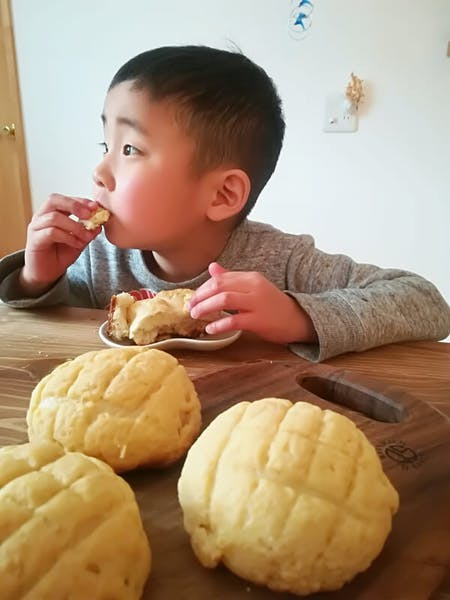 japanese sweets and breads