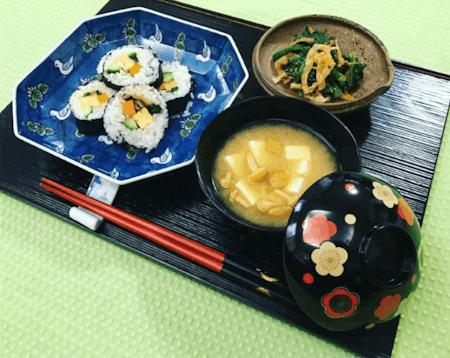 Maki Sushi(Sushi Roll) Making Class