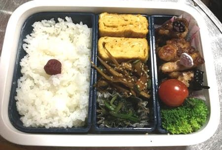 Bento(contemporary japanese bento idea)