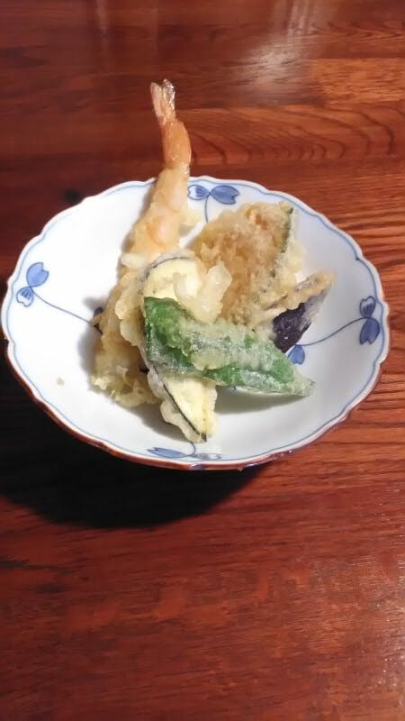 homemade Japanese food
