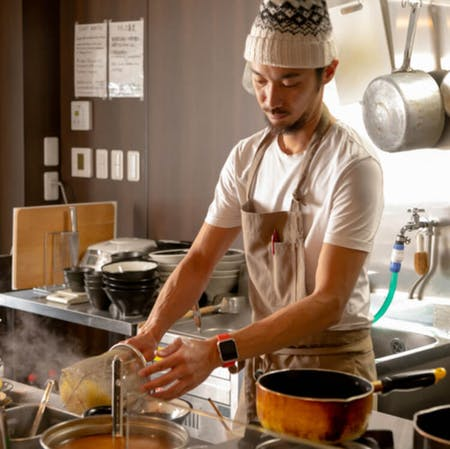 Ramen Cooking Basic Course