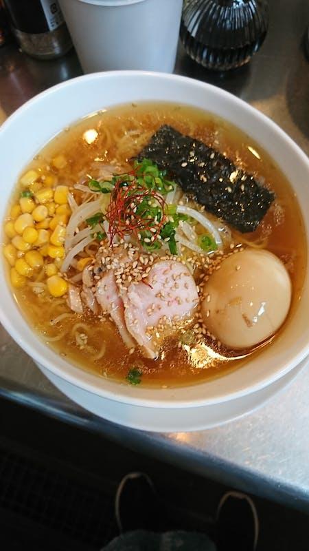 Make your chicken Ramen within 1 hour in Odawara!