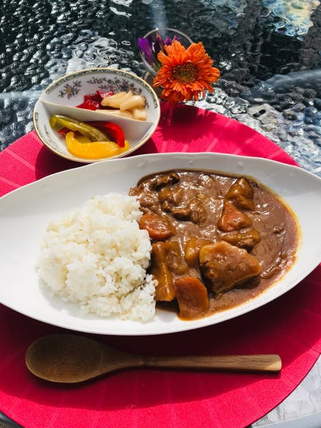 Everyone loves Kyoto-style curry and rice