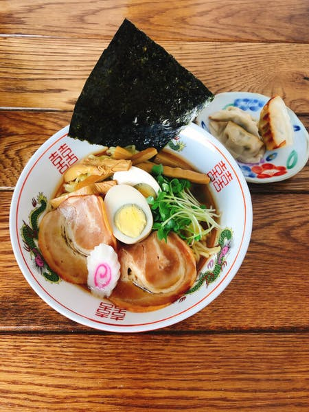 ■ON Line■ Home-style Ramen class