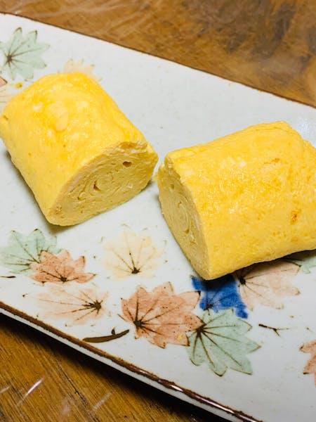 Tamagoyaki(Rolled omelette)