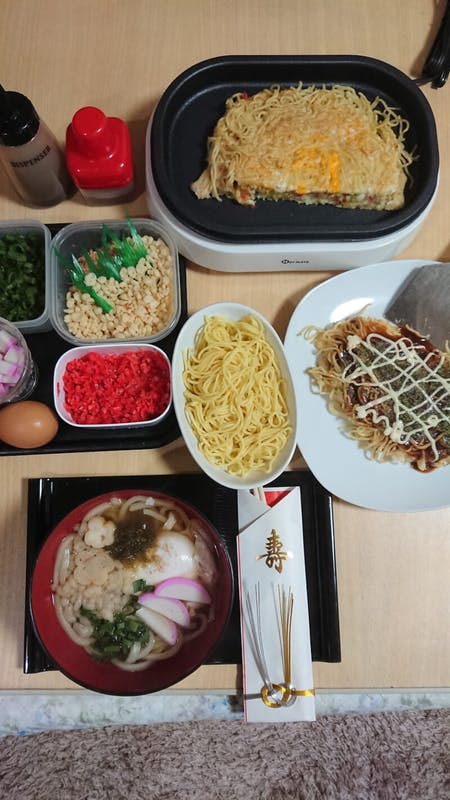 Learn How to Cook Favorite Osaka Dishes: Okonomiyaki or Udon!