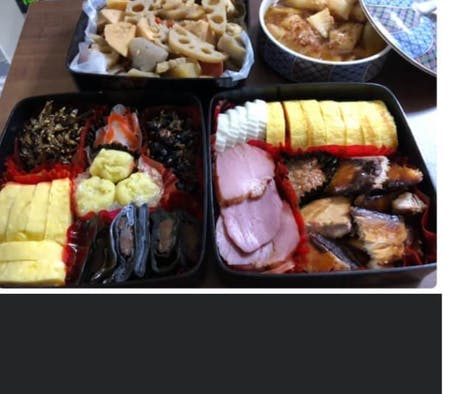 Osechi (Japanese New Year\'s Dishes)