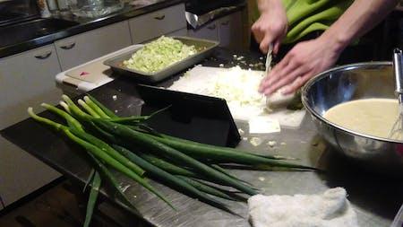 """Original"""" Okonomiyaki & Sauce Yakisoba"""""""