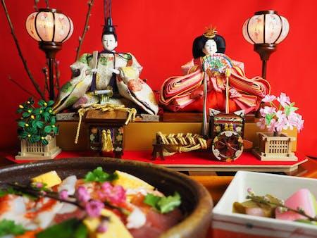 Let\'s celebrate the Hina Matsuri! !