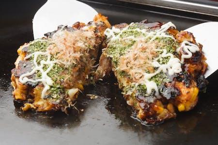 2 Types of Okonomiyaki