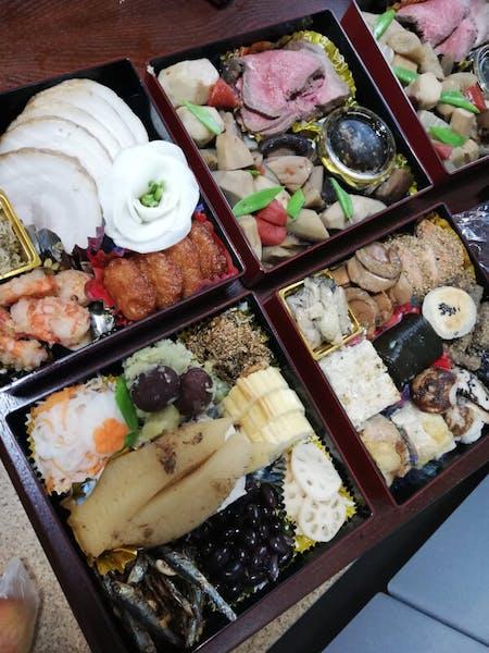 Gentle taste to taste in Kyoto