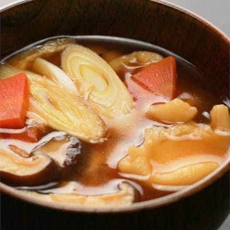 Warm local cuisine of Iwate Prefecture
