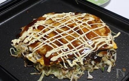 Let's make Hiroshima Okonomiyaki