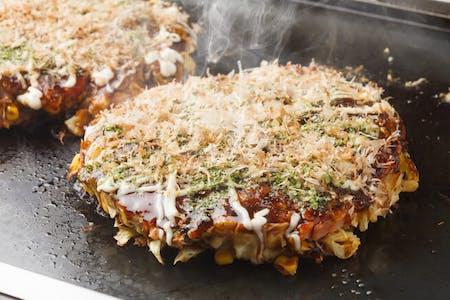 Okonomiyaki \r\nJapanese soul food