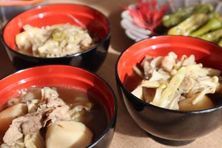Home cooking class in Tohoku Miyagi