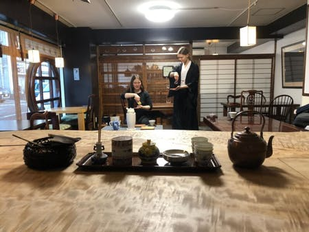 Japanese Tea Ceremony Experience in Kyoto! Prepare Tea in Traditional Style by Yourself and Enjoy Delicious Sweets