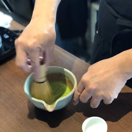 Taste Session of Japanese Green Tea