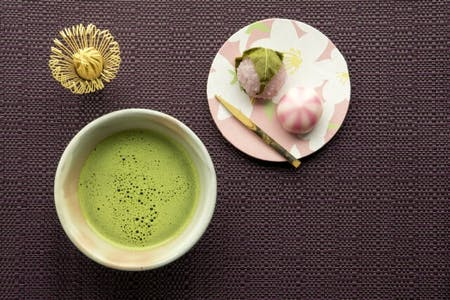 Japanese Tea ceremony experience in the ancient city of Kamakura