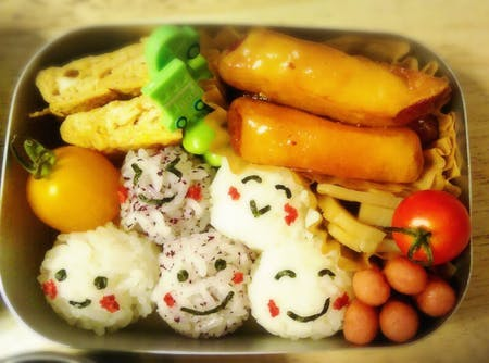 Japanese lunch pac
