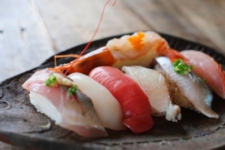 Let\'s cook Nigiri-sushi
