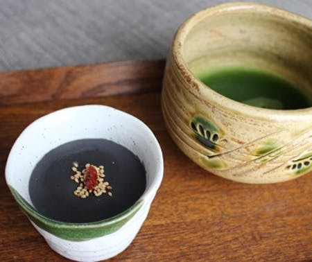 Rolled Sushi & Tea ceremony