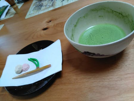 Tea ceremony\r\n\r\nMacha and Daihuku