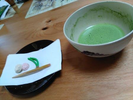 Tea ceremony\r\n\r\nMacha and Daihuku