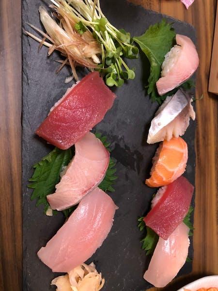 Sushi class at Kobe mari-kitchen
