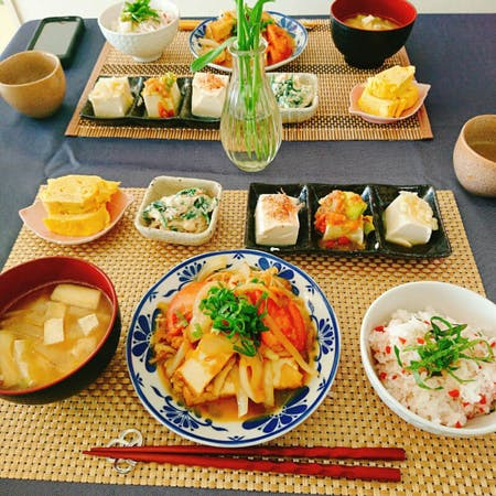Discover the world of Japanese tofu dishes!