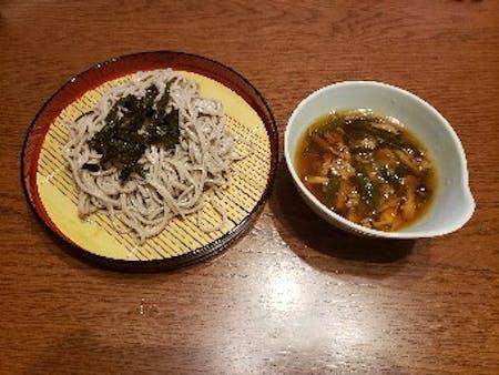 Sake progresses in Japan soba! Soba cooking class