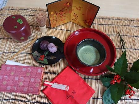 Tea Ceremony Experience (Urasenke)