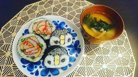 Let\'s make Cute Sushi Roll in Osaka