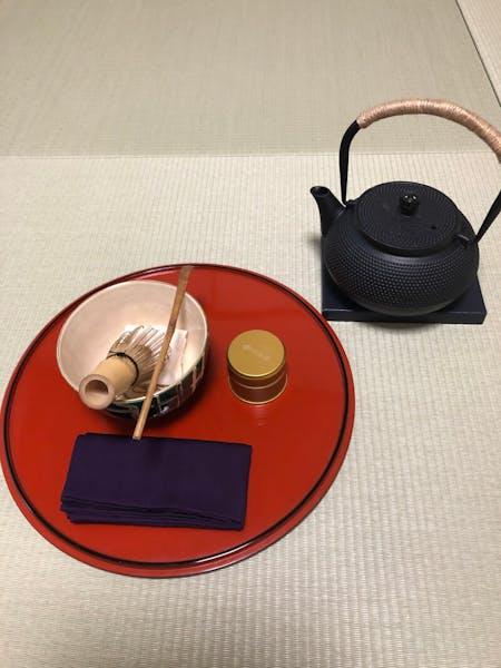 (Matcha experience)\r\nLet\'s experience Japanese Wabi-sabi culture.